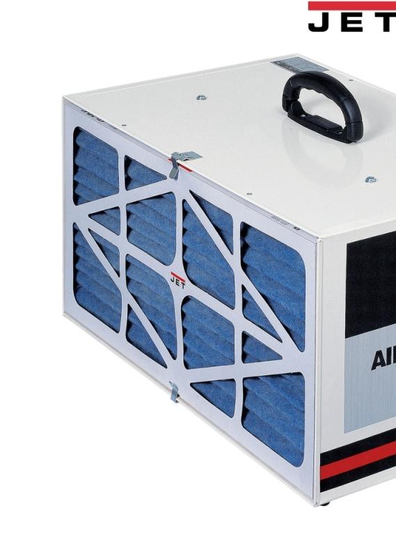 JET AFS-500 230V Luftfiltersystem